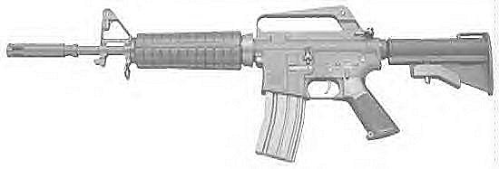 CAR-15 Rifle